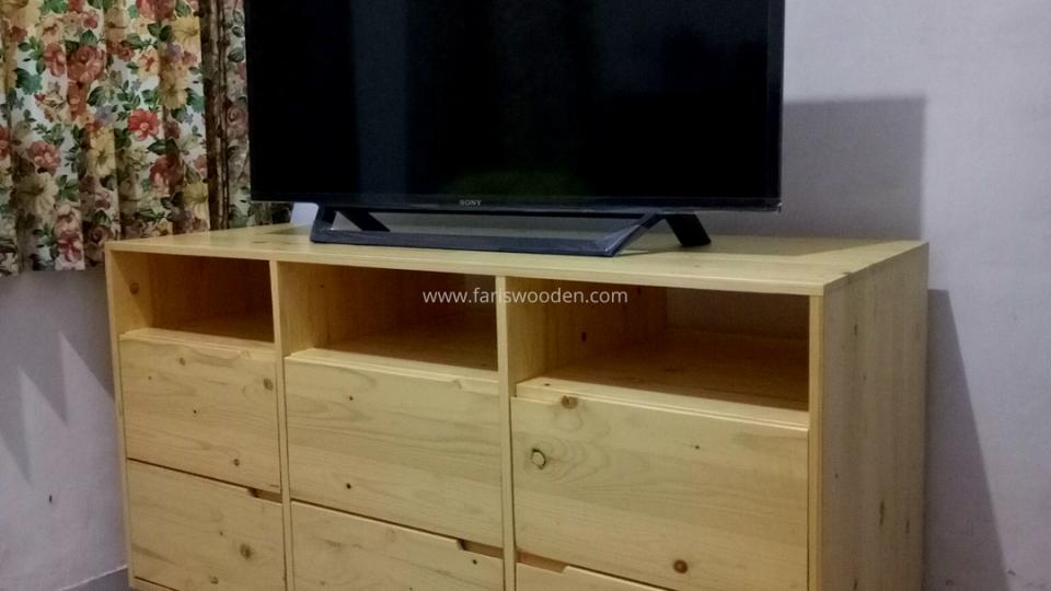 TV Cabinets Jati Belanda