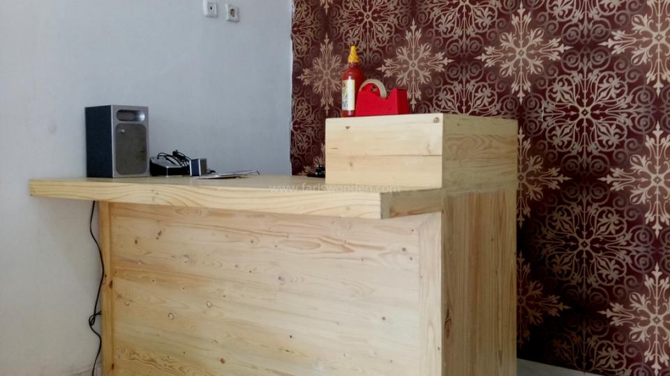 Reception Desk Mini