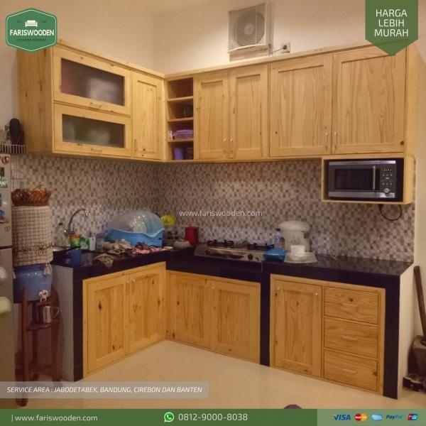Kitchen Set Murah Berkualitas