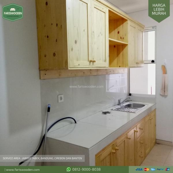 Kitchen Set Natural