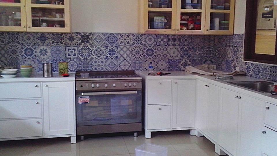 Kitchen Set Dual Color